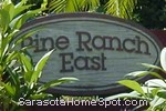 sign in front of Pine Ranch East in Osprey
