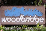 sign in front of Woodbridge in Sarasota